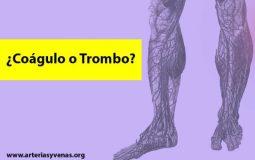 Diferencias entre Coágulo y Trombo