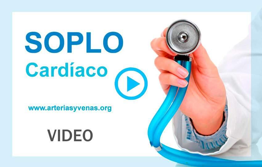 Vídeo sobre los soplos cardíaco