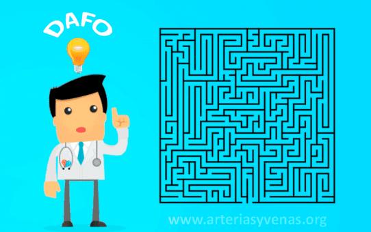 DAFO para médicos: análisis de situación y su empleo