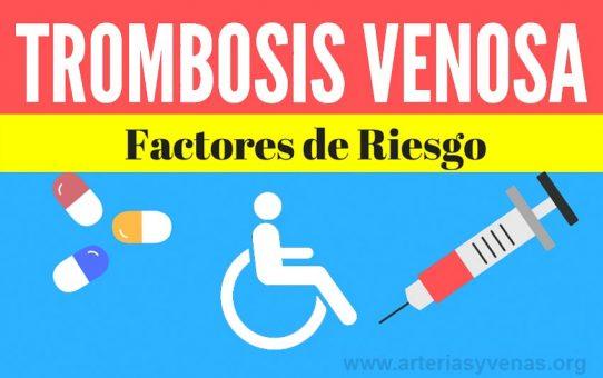 Factores de riesgo de enfermedad trombo embólica venosa