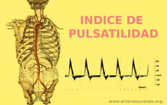 Indice de pulsatilidad