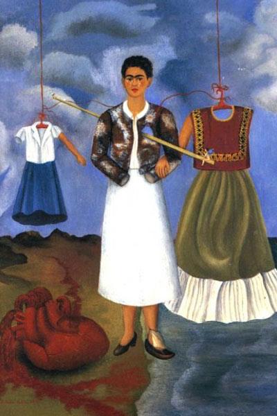 Recuerdo - Frida Kahlo