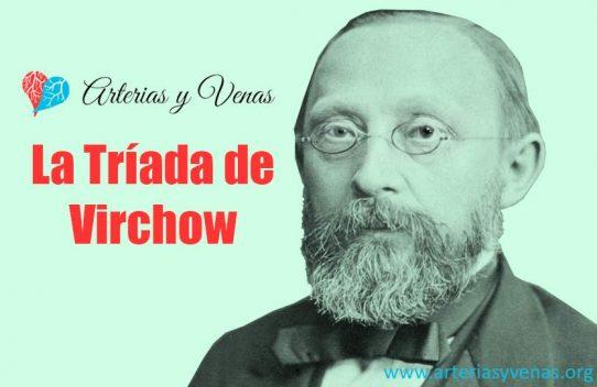 Tríada de Virchow