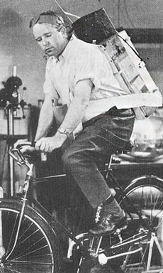 Norman Holter inventor