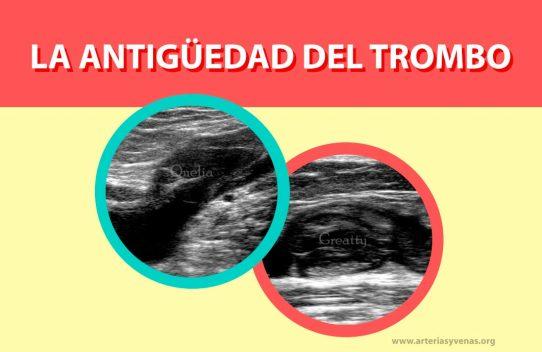 Tiempo de la trombosis