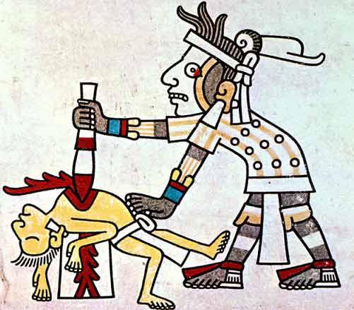 Ritual Azteca