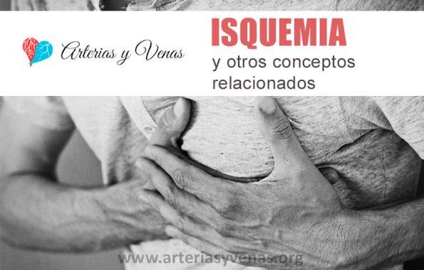 definición de isquemia