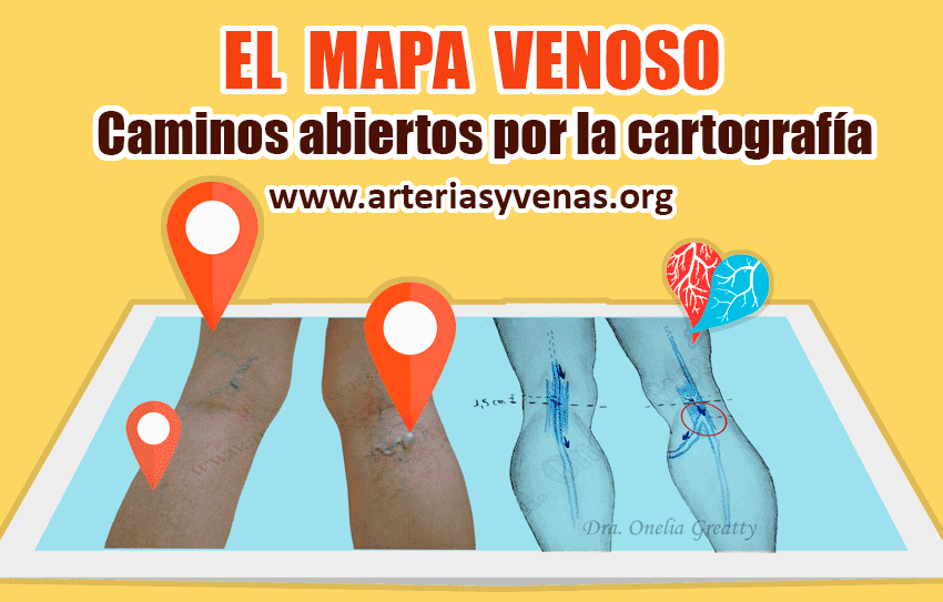 Mapa venoso