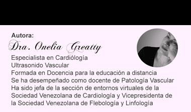 Dra. Onelia Greatty