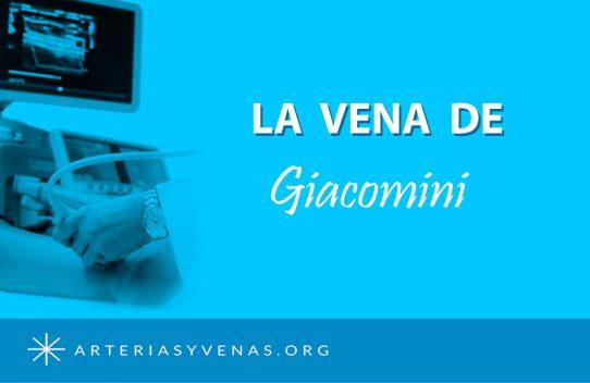 vena de Giacomini